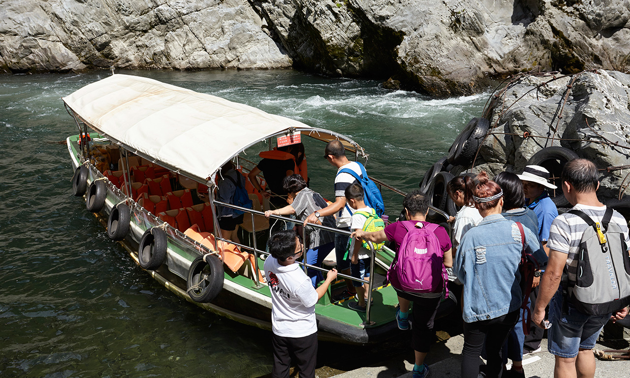 Oboke Gorge and Iyakei Valley tour